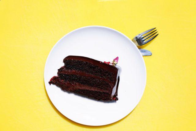 ciasto czekoladowe bez pieczenia