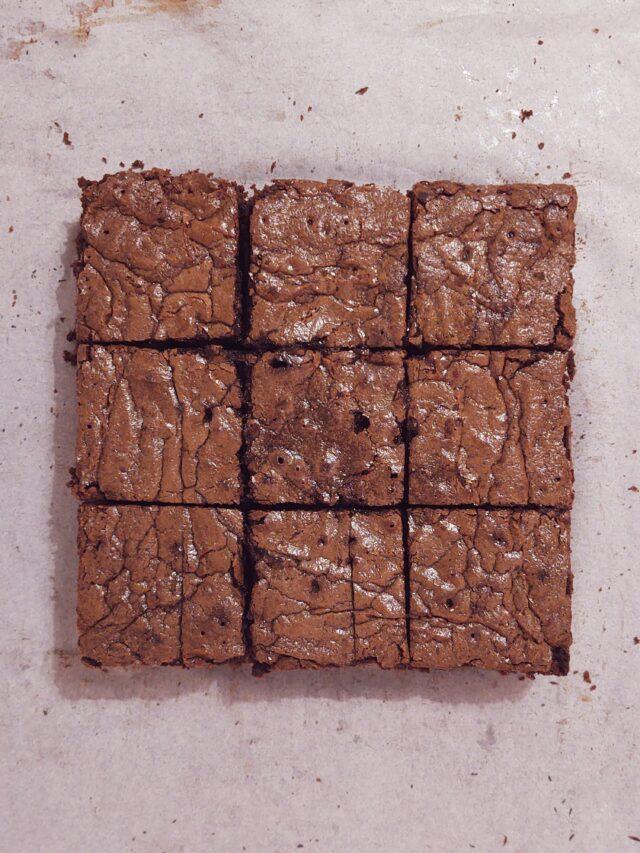 brownie orzech